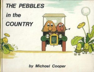 Pebbles in the country